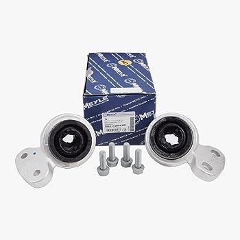 31-12-6-757-623 Polyurethane Heavy Duty Bushings with Retainers 1401 MTC E46 Front Polyurethane Control Arm Bushings Kit