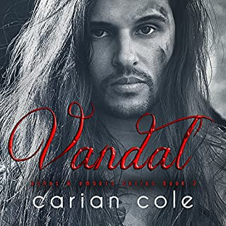 Vandal     Ashes & Embers, Book 2              By:                                                                                                                                 Carian Cole                               Narrated by:                                                                                                                                 Joe Arden,                                                                                        Maxine Mitchell                      Length: 9 hrs     1,256 ratings     Overall 4.4
