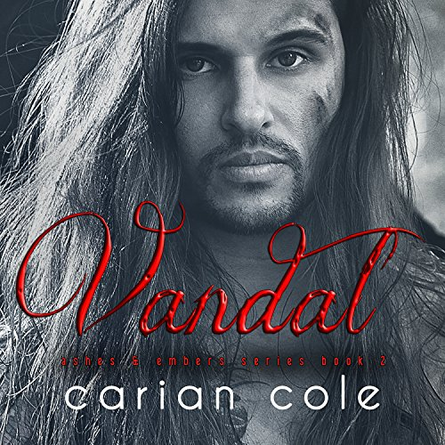 Vandal audiobook cover art