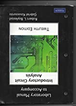 Introductory Circuit Analysis Twelfth Edition
