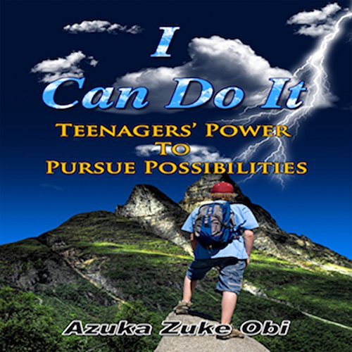 I Can Do It audiobook cover art