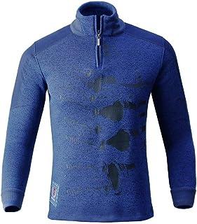 jxhracing CJ003 Blue Fleece Jacket