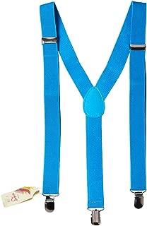 Suspenders - Adjustable Suspenders w/Braces - Y-Back Elastic by CoverYourHair