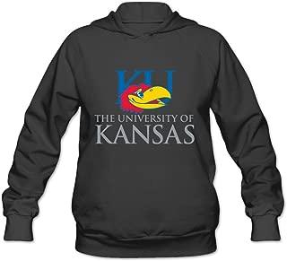 University Of Kansas5 Men's Cool Hoodies Black