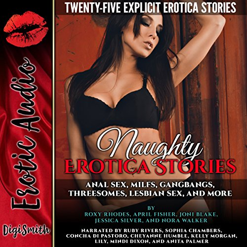 Naughty Erotica Stories cover art