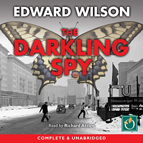 The Darkling Spy audiobook cover art