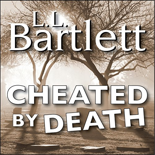 Cheated by Death audiobook cover art