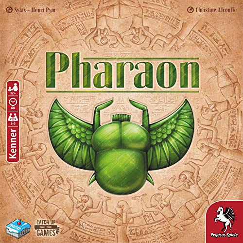 Pegasus Spiele Pharaon (Frosted Games)