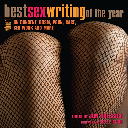 Best Sex Writing of the Year audiobook cover art