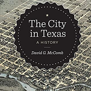 The City in Texas cover art