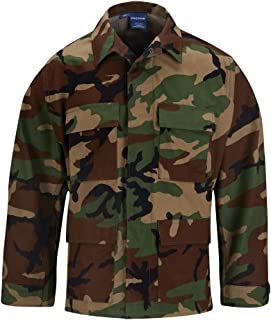 Men's BDU Coat Jacket