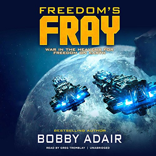 Couverture de Freedom's Fray