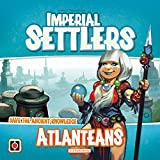 Imperial Settlers Atlanteans Game by Portal Games