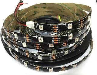 APA102 Bande DC5V Adressable 30LED/mètre Smart LED Pixel Light Waterproof IP65 5M (PCB)
