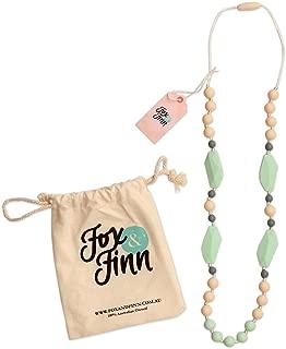 finn teething necklace