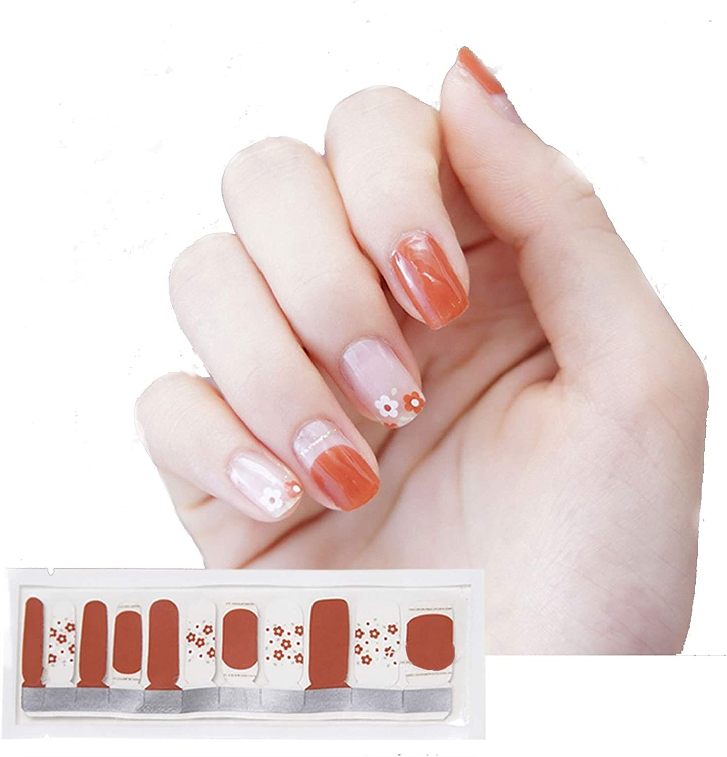 Nail Stickers Waterproof Jacksonville Mall and High material S 3D Durable