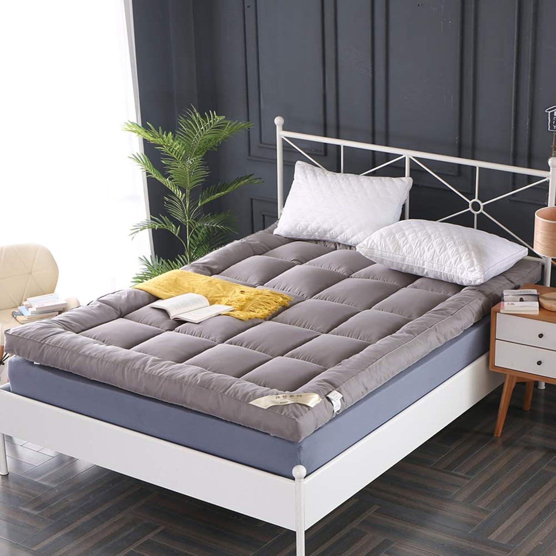 HY&PPJQ 10cm Dicker Tatami Matratze,Student Wohnheim matratze Bodenmatratze Einzelzimmer Falten Dick Warme Outdoor Indoor-A W150xH200cm(59x79inch)