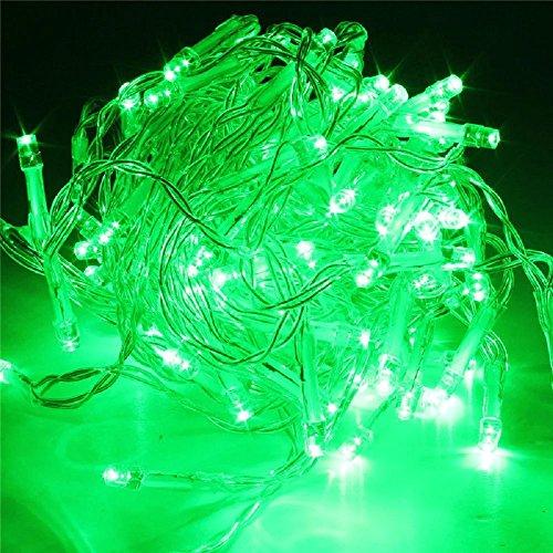 I LOVE DIY Guirlande Lumineuses Étanche Cuivre LED Chaine 2m 20LED Vert