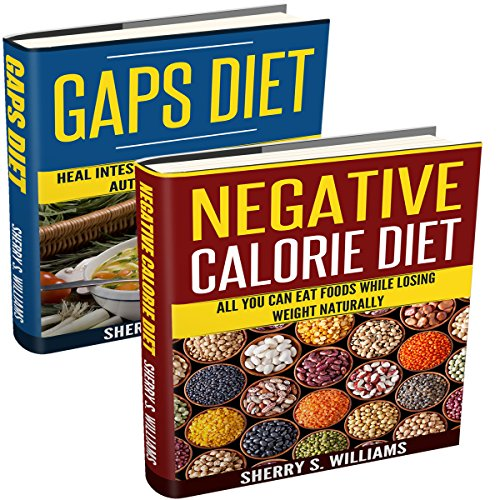 Flexible Dieting: GAPS Diet, Negative Calorie Diet audiobook cover art