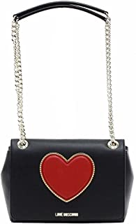 moschino heart purse