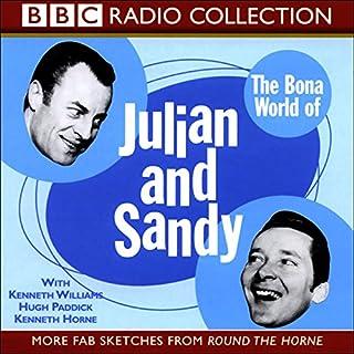 Couverture de The Bona World of Julian and Sandy