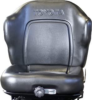 Toyota Vinyl Forklift Seat