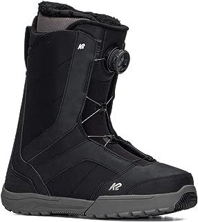 Best k2 raider boa snowboard boots Reviews