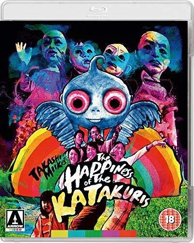 La felicidad de los Katakuri / The Happiness of the Katakuris (2001) ( Katakuri-ke no kôfuku ) [ Origen UK, Ningun Idioma Espanol ] (Blu-Ray)