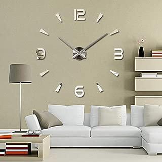 Best frameless wall clock Reviews