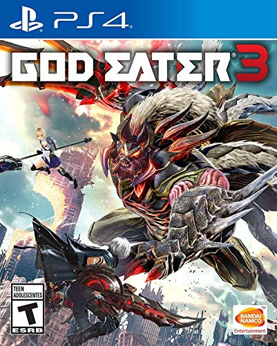 God Eater 3 for PlayStation 4 [USA]