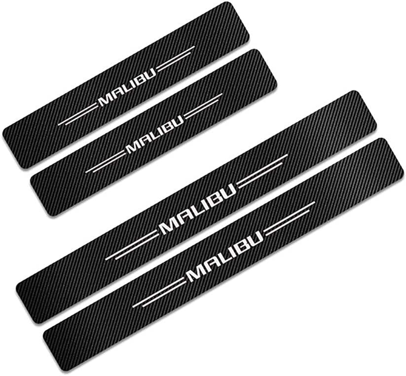 YPQQG 4Pcs Car Door Sill Guard Protector Scuff C Kick Popular Direct sale of manufacturer popular Plate for