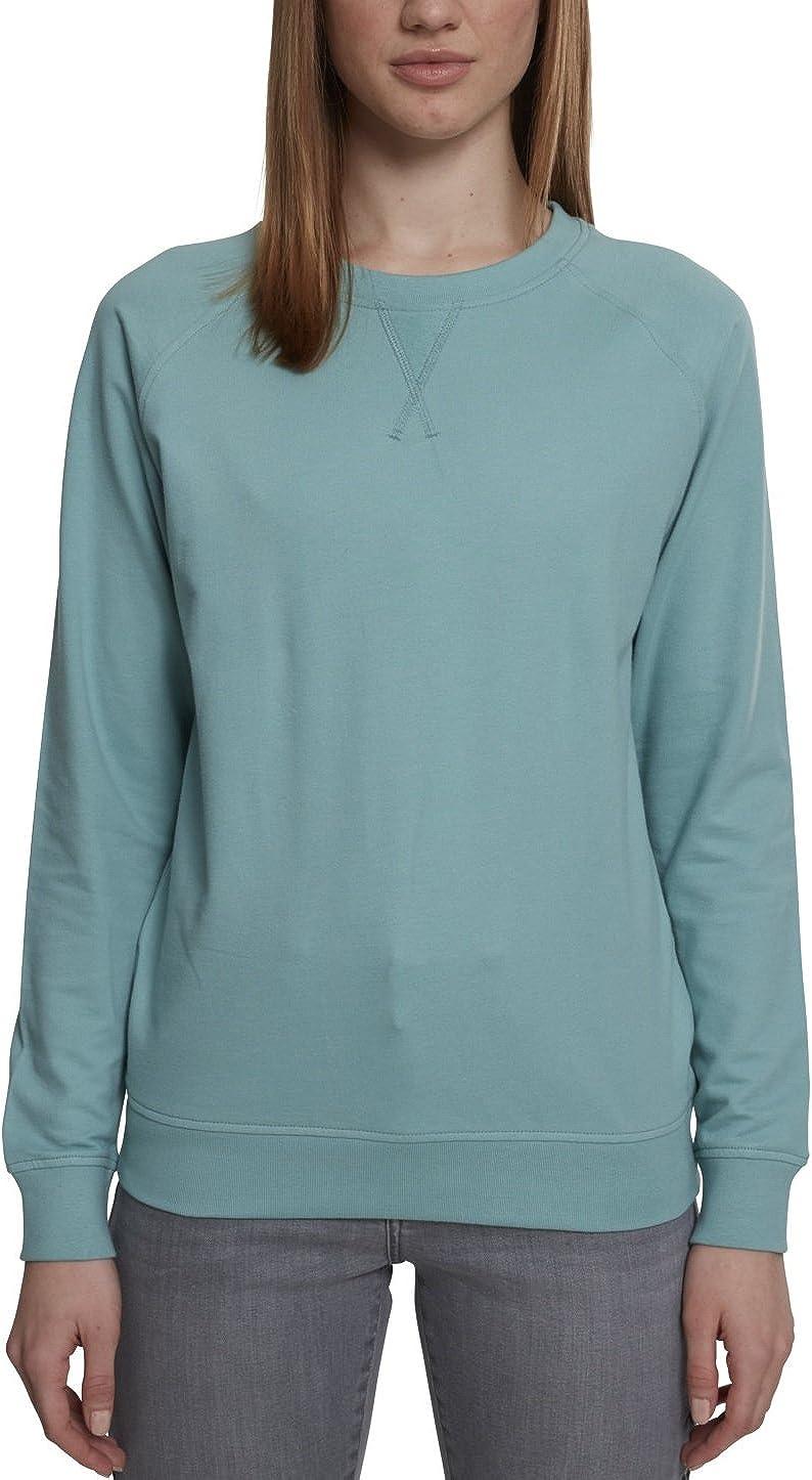 25% OFF Urban OFFicial site Classics Women Long-Sleeve Crew Raglan T-Shirt Terry