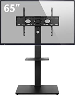 Rfiver Universal Swivel Floor TV Stand for most 32