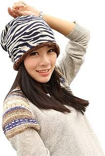 Ron Kite New Women Woolen Knitted Design Winter Baseball Cap Men Thicken Warm Hats with Earflaps