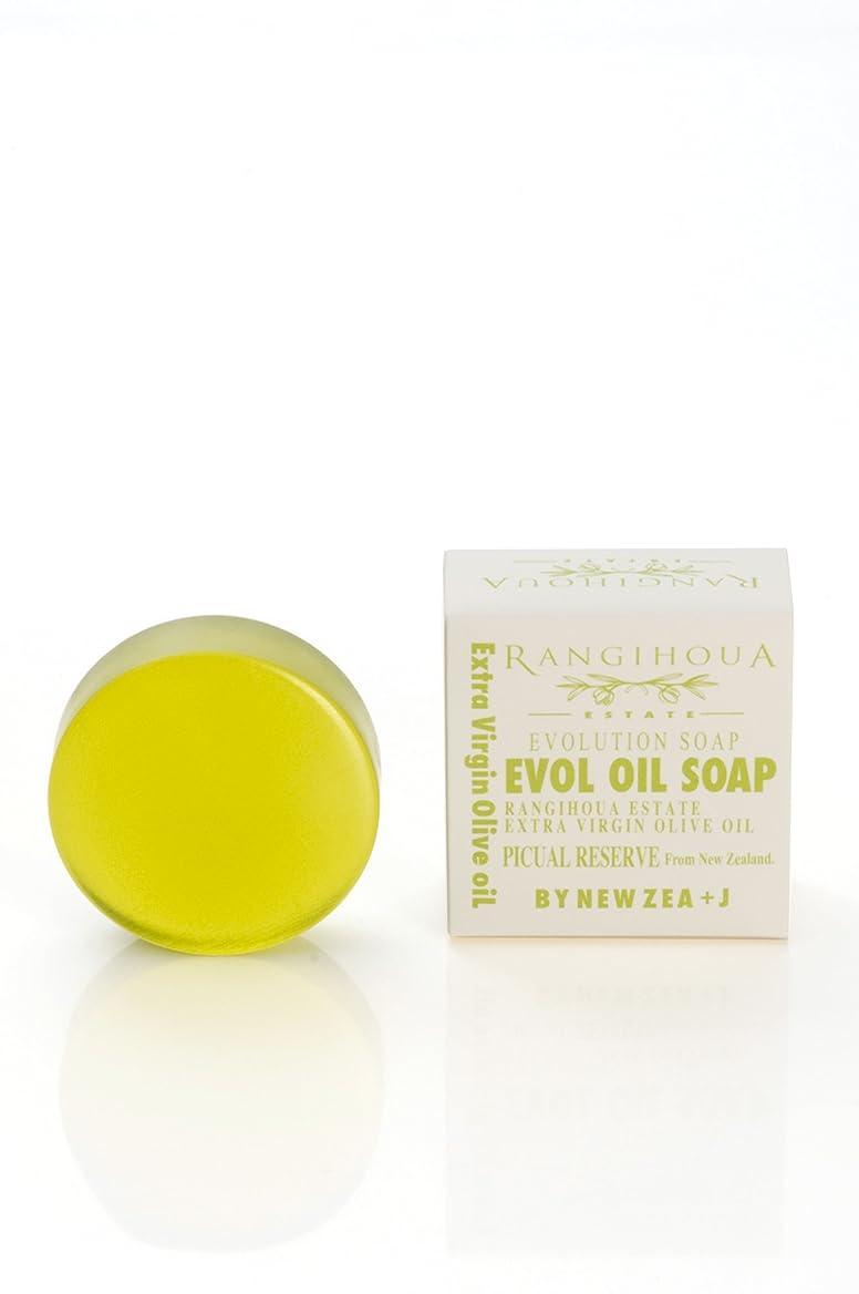 祖先判読できないコンチネンタル【NEW ZEA+J ニュージージェー】 エボル?オイルソープ EVOL OIL SOAP