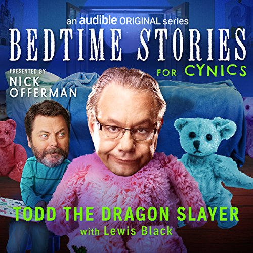 Ep. 7: Todd the Dragon Slayer with Lewis Black cover art