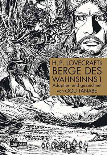 H.P. Lovecrafts Berge des Wahnsinns, Teil 1 von 4