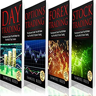 Trading: The Advanced Guide audiobook cover art