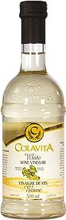 Colavita Aged White Wine Vinegar, 17 Fl Oz
