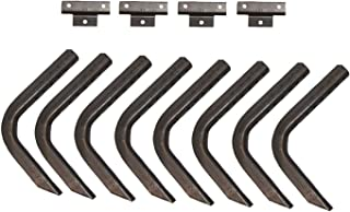 Lund 300015 Lund EZ Running Board Bracket Kit for 2002-2008 Dodge Ram 1500; 2003-2009 Ram 2500, 3500 | Fits Quad Cab