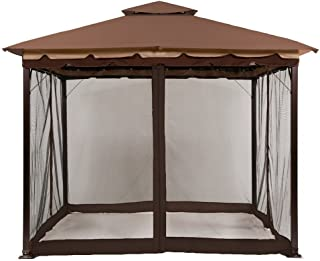 Best gazebo without sides Reviews