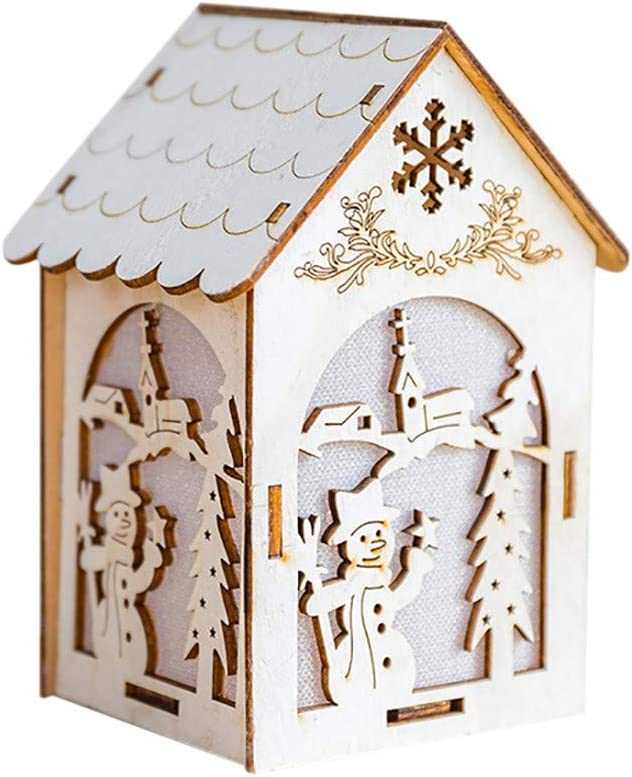 Beyonds Christmas Wooden Mesa Mall Hanging Lights Waterproof De Cheap mail order specialty store