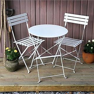 Amazon.es: Metal - Conjuntos de muebles de jardín / Muebles ...