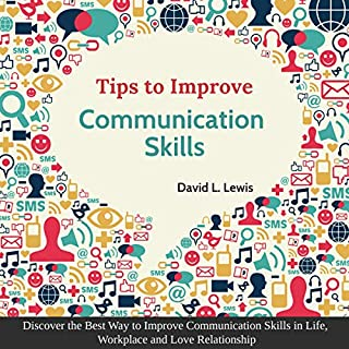Tips to Improve Communication Skills audiobook cover art