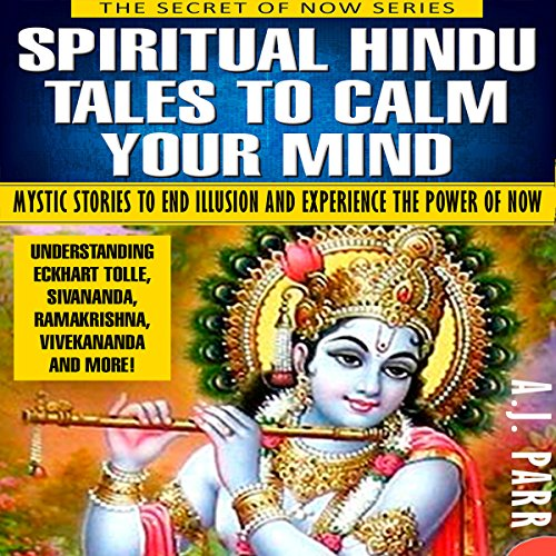 Spiritual Hindu Tales to Calm Your Mind audiobook cover art