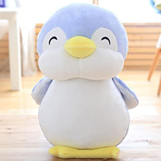 Dongcrystal 11.8 Inches Blue Penguin Plush Toy Soft Stuffed Animal Pillow