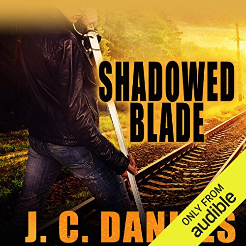 Shadowed Blade audiobook cover art