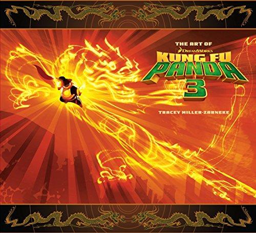 The Art of Kung Fu Panda 3
