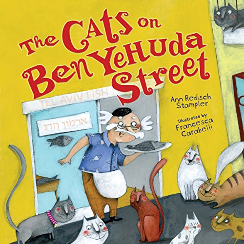 The Cats on Ben Yehuda Street cover art