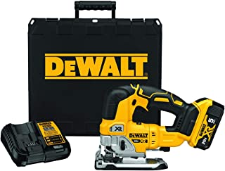 DEWALT DCS334P1 20V Max Brushless Jig Saw